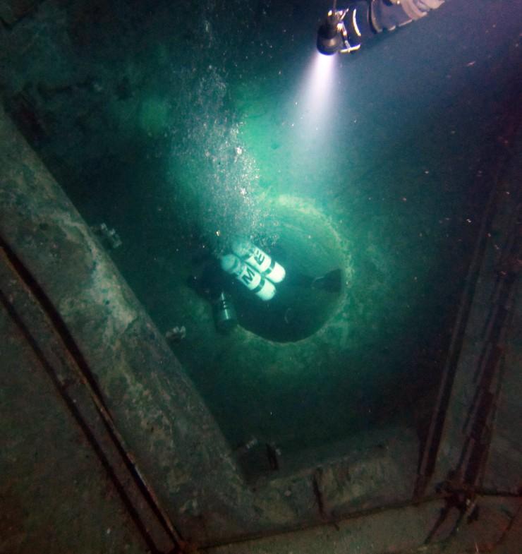 Cave.. Kobanya Mine