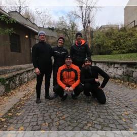Ausflug nach Budapest in die Kobanya Mine……